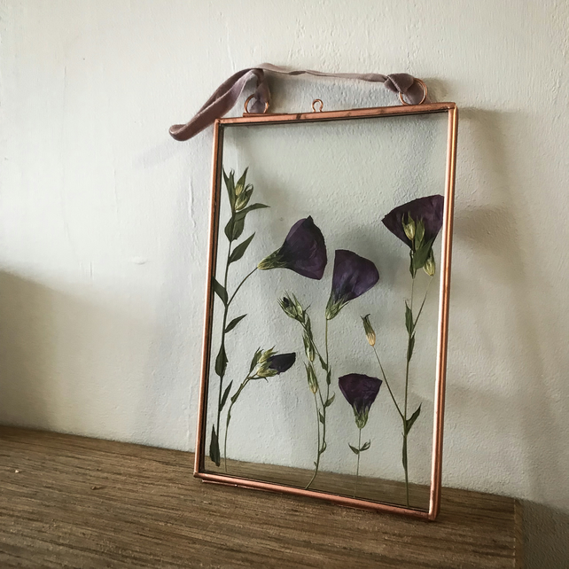 Enchanting unique botanical wall hangings