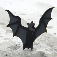 Bat Brooch - Omens Collection