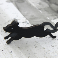 Rat Brooch - Omens Collection