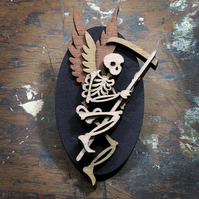 Angel Brooch - Skelly Collection