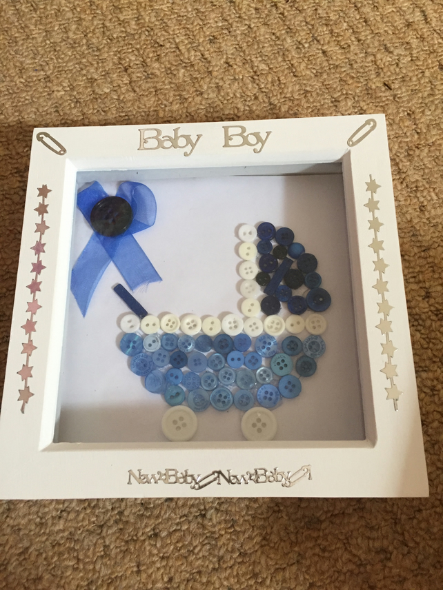 new baby baby boy Picture Frame