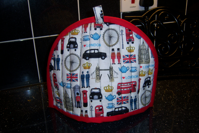 London tea cosy