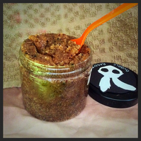 Sticky Coffee Body Scrub - COFFEE Sugar Scrub - Perfect for Dry Skin