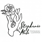 Stephanie Male illustration