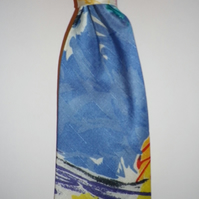 Mens mulicoloured necktie