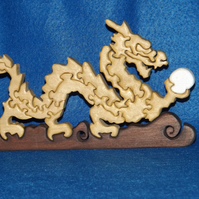Pearl Dragon Puzzle