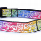 Extra Large Bling Design Dog Collar