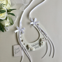 Wedding good luck horse shoe keepsake gift