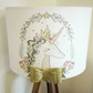 Unicorn Glitter Bow Lampshade 20cm