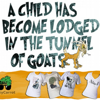 T-Shirt: FATHER TED: The Tunnel Of Goats