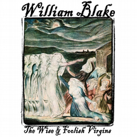 T-Shirt: WILLIAM BLAKE: The Wise And Foolish Virgins