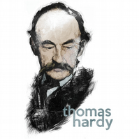 T-Shirt: THOMAS HARDY: The Wessex Novelist
