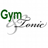 T-Shirt: GYM AND TONIC: Keep Fit Exercise - Funny Tee