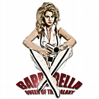 T-Shirt: BARBARELLA: Queen Of The Galaxy