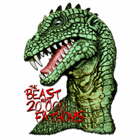 T-Shirt: THE BEAST FROM 20,000 FATHOMS: B-Movie