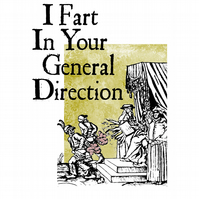 T-Shirt: MONTY PYTHON: In Your General Direction