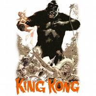 T-Shirt: KING KONG: Escape From Skull Island