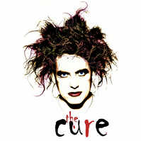 T-Shirt: THE CURE: Robert Smith