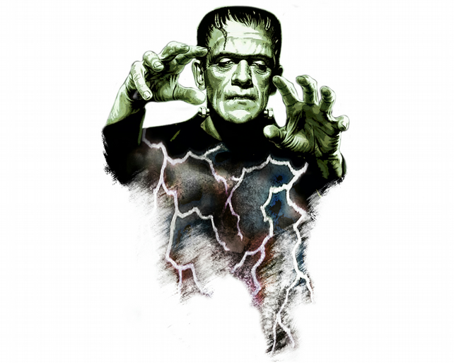T-Shirt: FRANKENSTEIN: The Monster