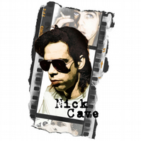 T-Shirt: NICK CAVE: Film Strip