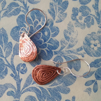 Autumn Shell - (Copper Design 1)