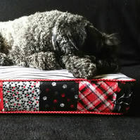 Memory Foam Pet Bed & Floor Cushion
