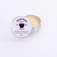 Rosemary & Bourbon firm Moustache & Beard Wax 60ml