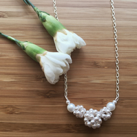 Timeless Classic Pearl Strand Necklace