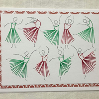 Nine Ladies Dancing