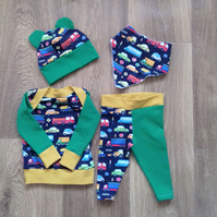 Little pirates baby set