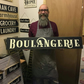 Boulangerie Sign - 100% Handmade and Hand-Painted in England