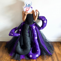 URSULA SEA WITCH Inspired Costume