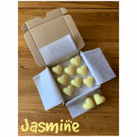 Handmade 100% Soya Wax Jasmine Scented Melts