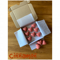 Handmade 100% Soya Wax Cinnamon Scented Melts