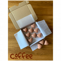 Handmade 100% Soya Wax Coffee Scented Melts