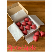 Handmade 100% Soya Wax Spiced Apple Scented Melts