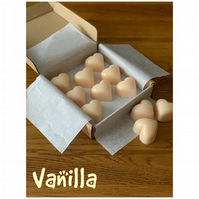 Handmade 100% Soya Wax Vanilla Scented Melts