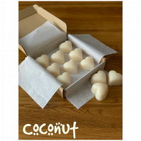 Handmade 100% Soya Wax Coconut Scented Melts