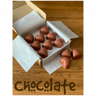 Handmade 100% Soya Wax Chocolate Scented Melts