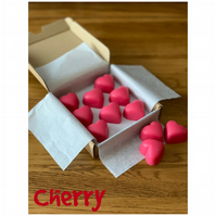 Handmade 100% Soya Wax Cherry Scented Melts