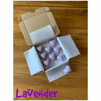 Handmade 100% Soya Wax Lavender Scented Melts