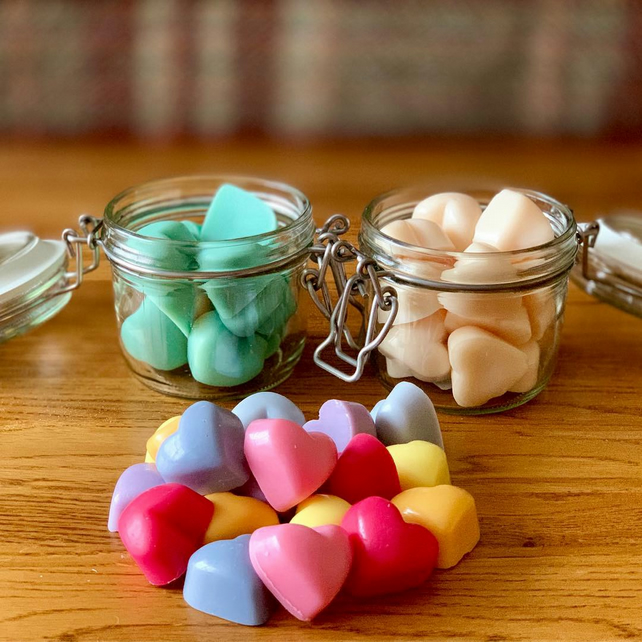 Small Jar Of Wax Melts