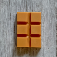 Handmade Chunky Orange Scented Snap Bar