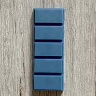 Handmade Large Comfortable Blue Scented Snap Bar