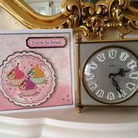 "All Occasion Card ""You're So Sweet!"", Birthday,Friendship,Thank You,Free P&P UK"