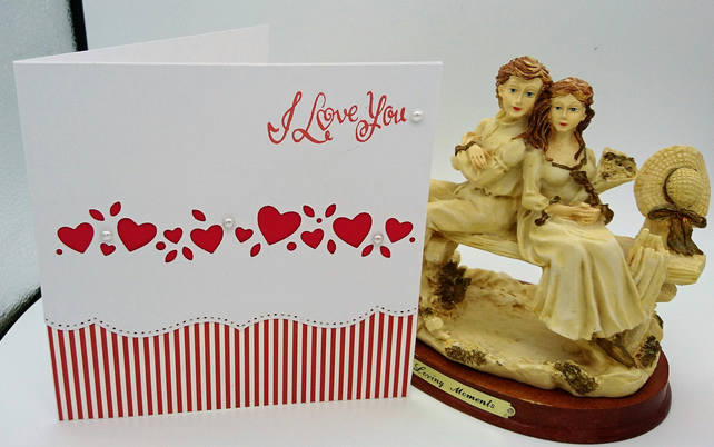 "Any Occasion Card or just to say ""I Love You"" at anytime.  FREE P&P U.K."