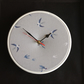 Sophie Allport Swallows Fabric Covered Wall Clock 20 cms 8 inches