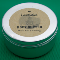 Regular Body Butter (White Lily & Ginseng)