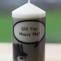 Gentleman - Will You Marry Me? Proposal Vanilla Scented Candle