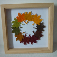 Felt Maple leaf Pictures